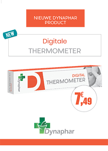 Dynaphar Thermometer - Juni 2020